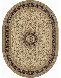 Covor lana Isfahan 207 61126 oval