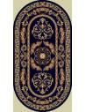 Covor lana Elita R 352 4146 oval