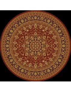 Covor lana Isfahan 207 3658 rotund