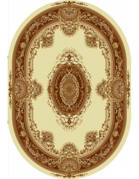 Covor lana Bushe 210 1149 oval