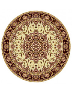 Covor lana Isfahan 207 1659 rotund